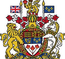Royal Arms of Canada by abbeyz71