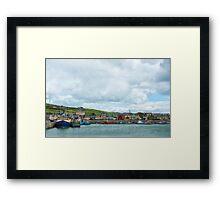 Dingle Bay Framed Print