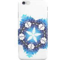 blue vs white 3 iPhone Case/Skin