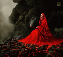 RED QUEEN by eduardo berazaluce