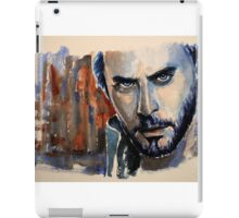 Jared Leto, featured in The Group, Art Universe iPad Case/Skin