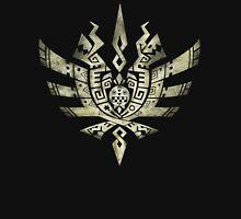 Monster Hunter 4 Logo BONE bright Unisex T-Shirt