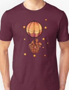 Starry, Starry Flight Unisex T-Shirt