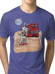 Planet of the Bugs Tri-blend T-Shirt