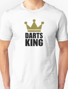 Darts king champion T-Shirt