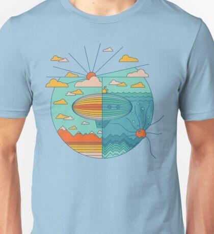 As Above, So Below Unisex T-Shirt