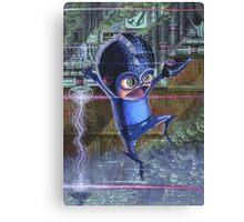 Megaman / Rockman Nintendo Canvas Print