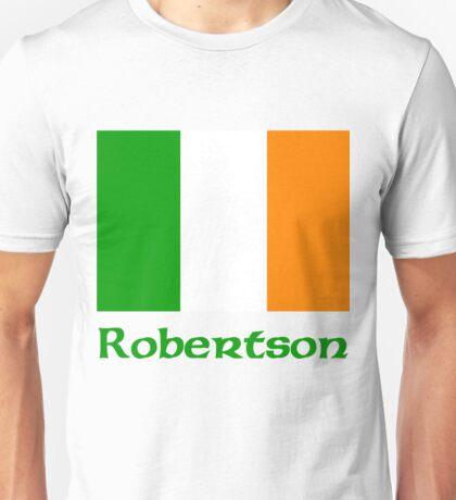 Robertson Irish Flag Unisex T-Shirt