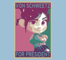 Schweetz for Prez by TheIvoryInk