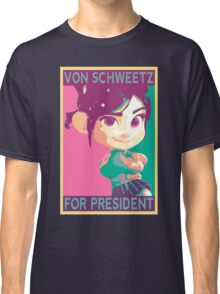 Schweetz for Prez Classic T-Shirt