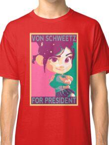 Schweetz for Prez Classic T-Shirt