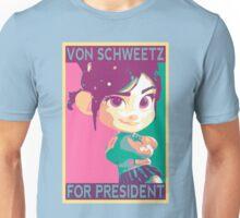 Schweetz for Prez Unisex T-Shirt