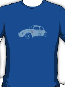 vw beetle retro vintage cool car clothing T-Shirt
