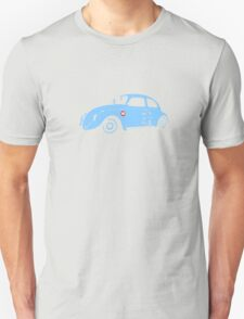 vw beetle retro vintage cool car clothing Unisex T-Shirt