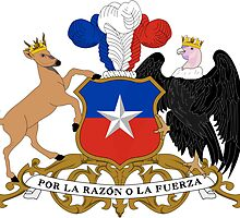 Coat of Arms of Chile by abbeyz71