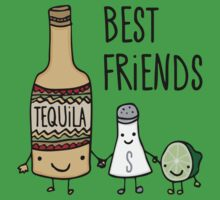 Tequila Best Friends HD by Art-Maniacs