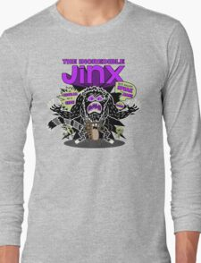 The Incredible Jinx Long Sleeve T-Shirt