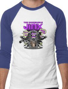 The Incredible Jinx Men's Baseball ¾ T-Shirt