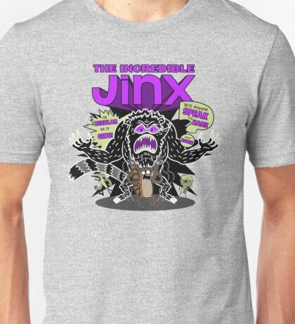 The Incredible Jinx Unisex T-Shirt