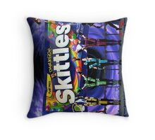MORTAL KOMBAT  SKITTLES Throw Pillow