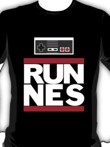 RUN NES T-Shirt