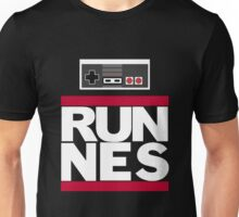 RUN NES Unisex T-Shirt