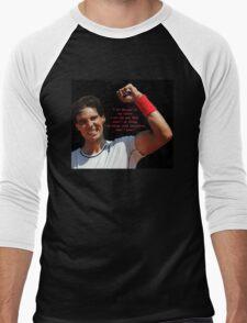 Rafa Nadal raising fist T-Shirt