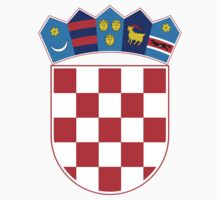 Coat of Arms of Croatia  T-Shirt