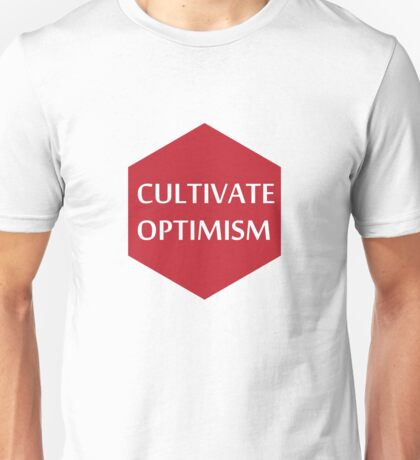 Cultivate Optimism Unisex T-Shirt