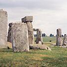 Historic Stonehenge, United Kingdom by lenspiro
