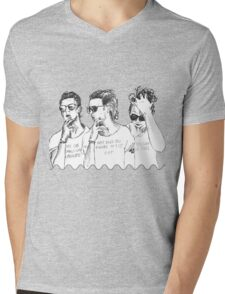 Matt Healy The 1975 Mens V-Neck T-Shirt