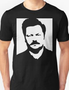 Ron Swanson - Parks and Recreation T-Shirt