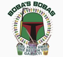 Boba's Bobas Kids Clothes