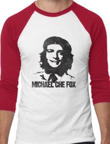 Michael Che Fox Men's Baseball ¾ T-Shirt