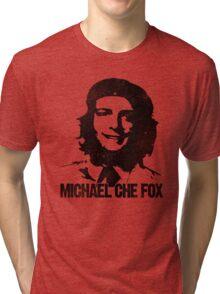 Michael Che Fox Tri-blend T-Shirt