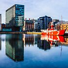 Canning Dock Panoramic by Paul Madden