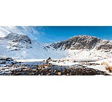 Panoramic Pikes Photographic Print