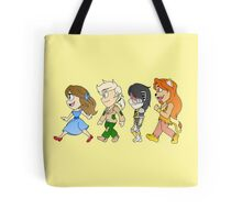 Follow the Yellow Brick Road! Tote Bag
