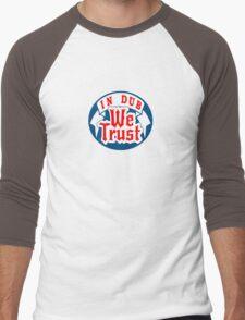 vw caddy golf camper dub kombi jetta beetle Men's Baseball ¾ T-Shirt