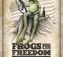 Frogs for Freedom Triple-Hopped IPA by CatLauncher