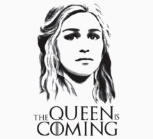 """The Queen is Coming"" by Fabble"