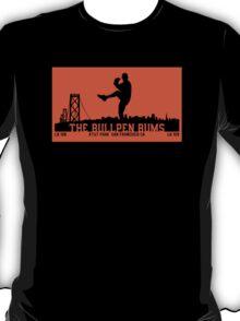 Bullpen Bums (Reverse Orange) v1 T-Shirt