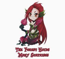 Zyra chibi - League of Legends by linkitty