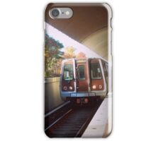 The Metro Station iPhone Case/Skin
