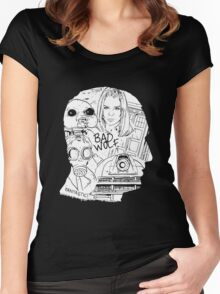 Ninth Hour Women's Fitted Scoop T-Shirt