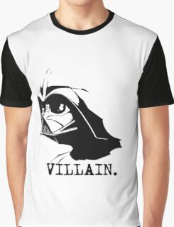 Here's to the Villian Graphic T-Shirt