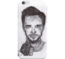 Jesse Pinkman (Breaking Bad) Aaron Paul iPhone Case/Skin