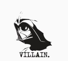 Here's to the Villian by grosvenordesign