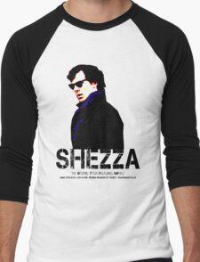Shezza 2 Men's Baseball ¾ T-Shirt