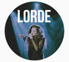 Lorde - Concert  by ArabellaOhh